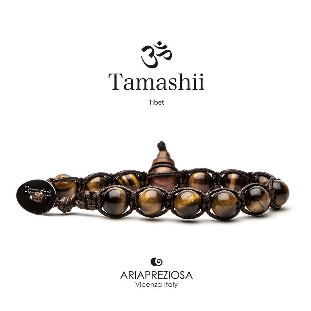 TAMASHII OCCHIO DI TIGRE MARRONE - TAMASHII