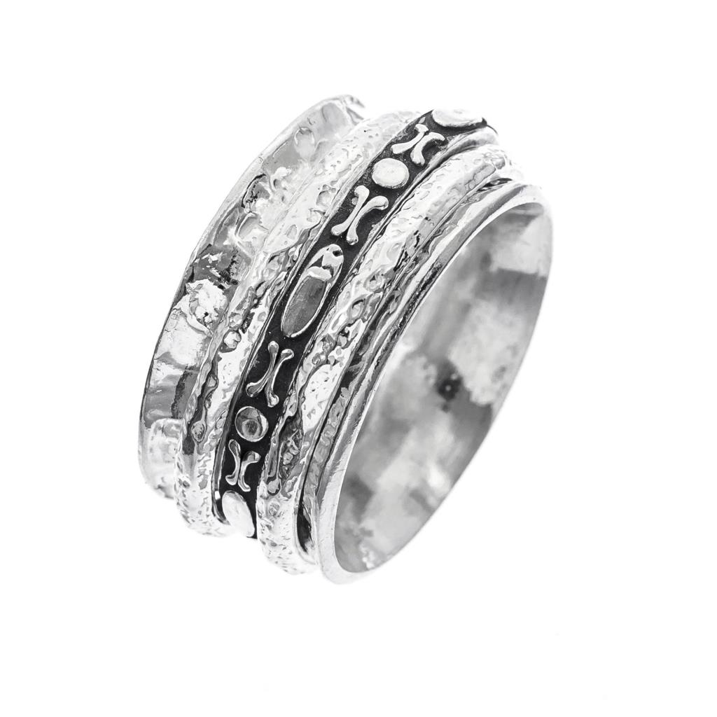 ABSOLUTE – ANELLO IN ARGENTO NATURALE - ATHENA