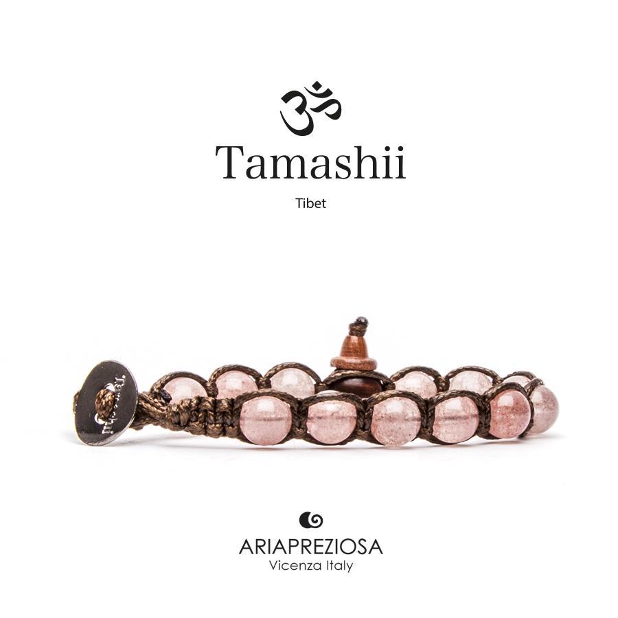 BRACCIALE TAMASHII QUARZO STRAWBERRY - TAMASHII