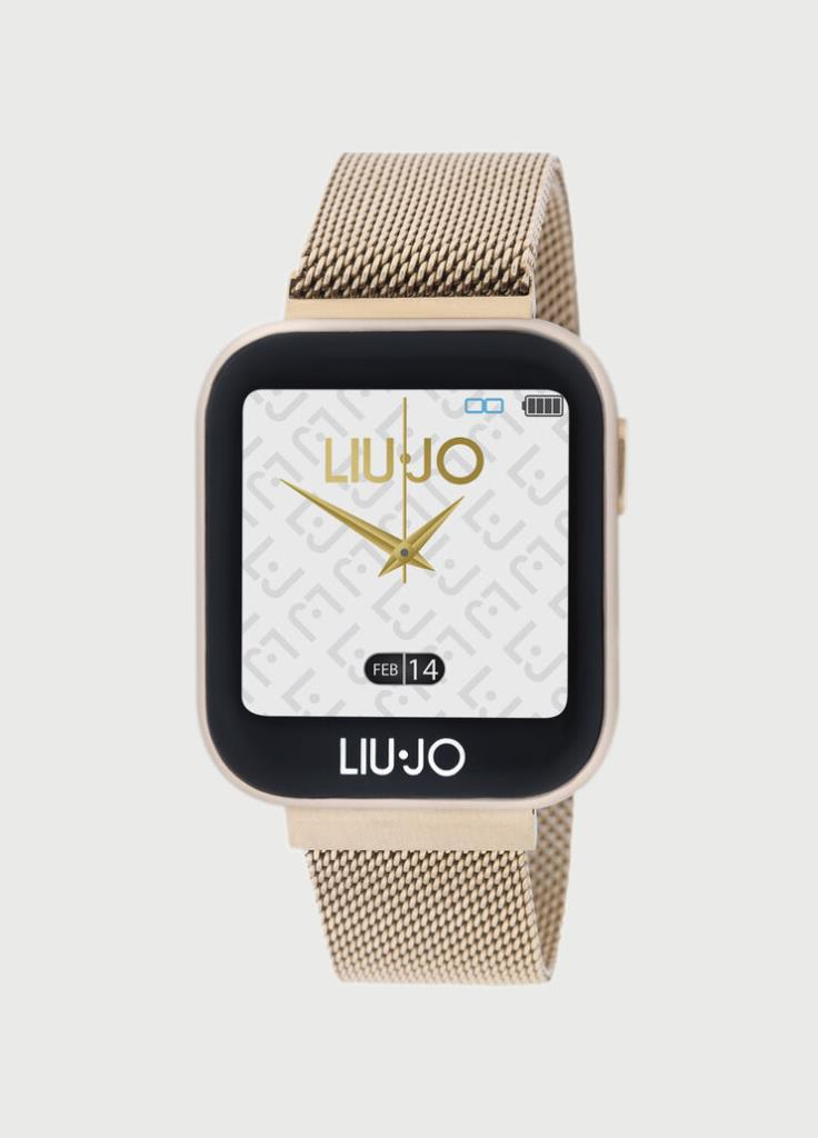 SMARTWATCH LIU JO GOLD ROSE - LIU JO
