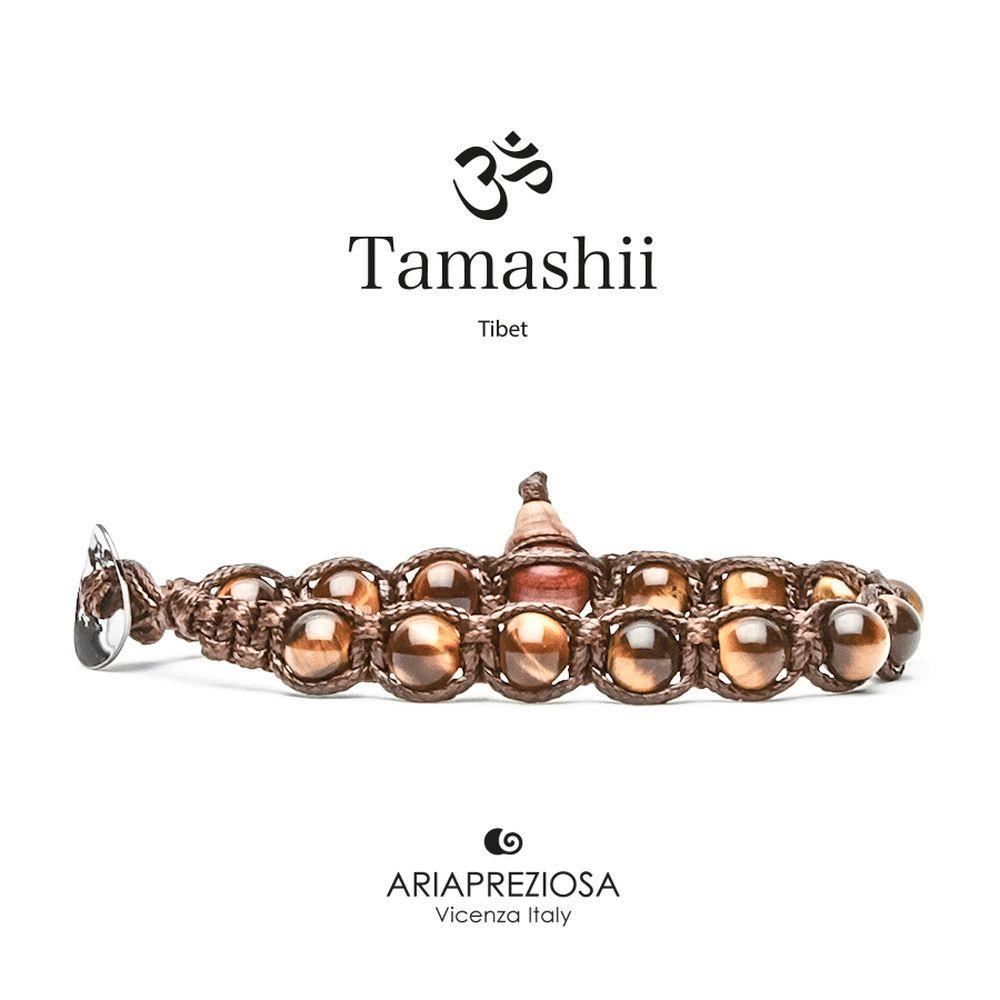 TAMASHII OCCHIO DI TIGRE MARRONE 6MM - TAMASHII