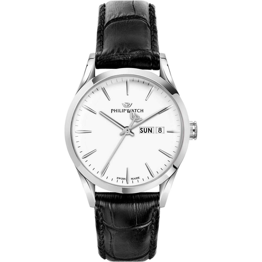 OROLOGIO SOLO TEMPO UOMO PHILIP WATCH SUNRAY - PHILIP WATCH