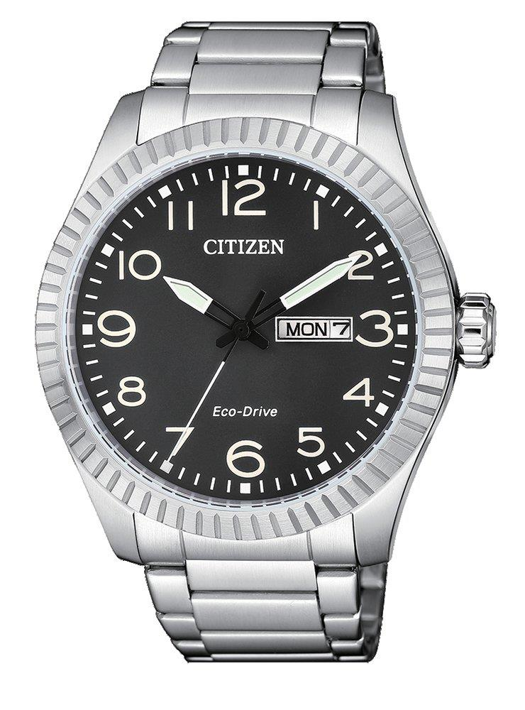 CITIZEN URBAN ECO DRIVE QUADRANTE NERO QUADRANTE NERO - CITIZEN