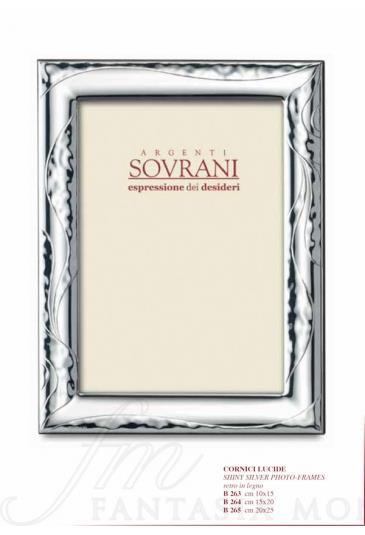 CORNICE ARGENTO B264 - SOVRANI