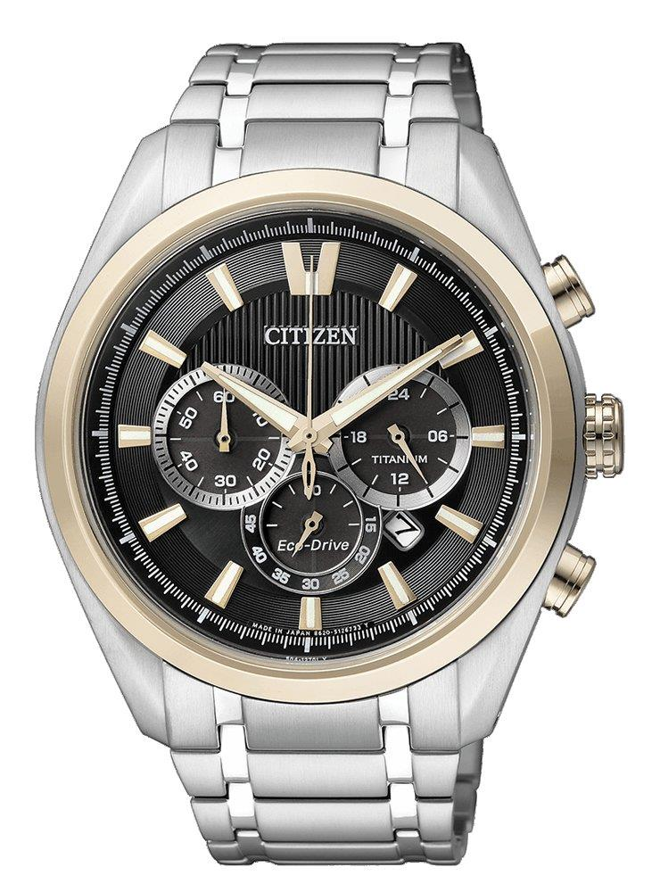 CITIZEN SUPER TITANIO CRONO - CITIZEN