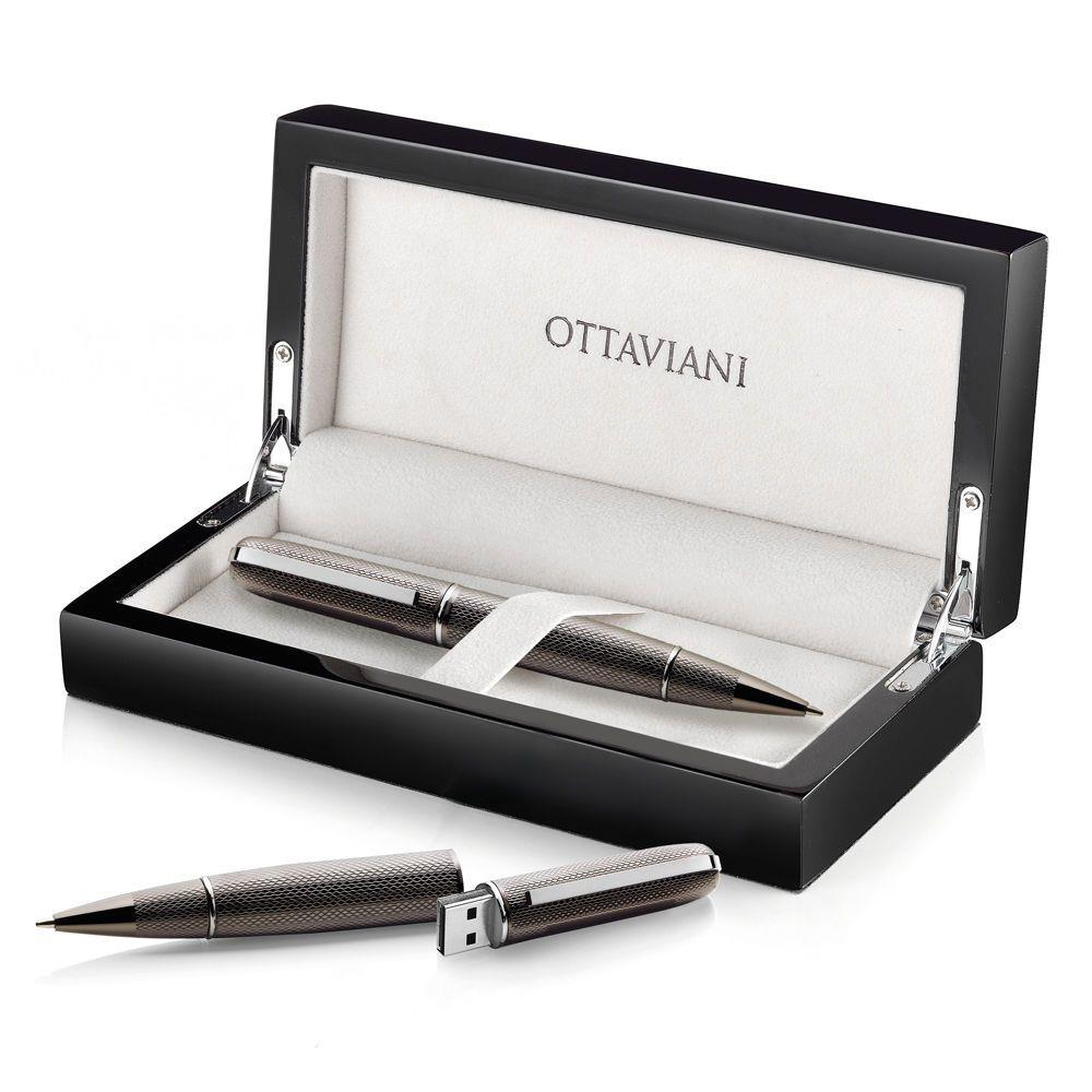 PENNA BIRO CON CHIAVETTA USB - OTTAVIANI