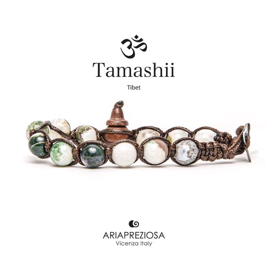 BRACCIALE TAMASHII MOCHA STONE - TAMASHII