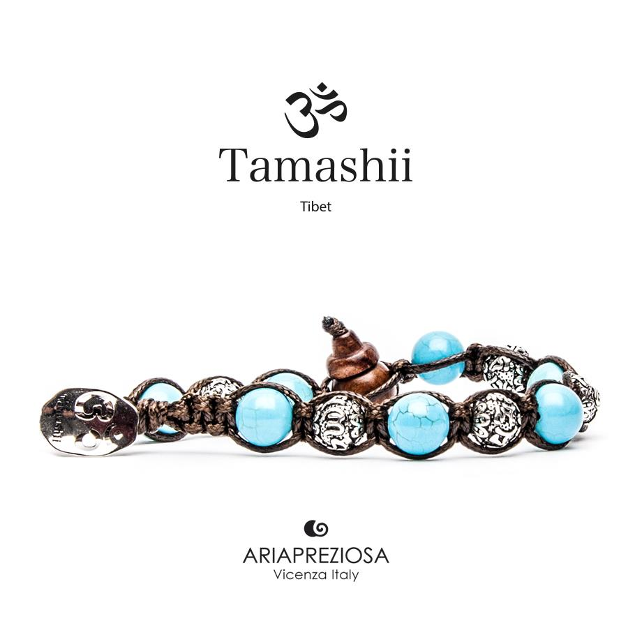 TAMASHII RUOTA PREGHIERA TURCHESE - TAMASHII